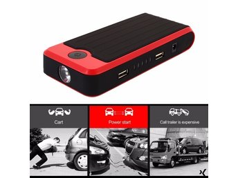 Multi-Function Car Jump Starter Case Kit Battery Car,