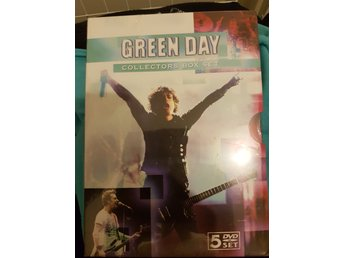 Green day dvd collectors set