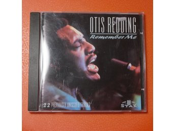 Otis Redding - Remember Me (22 Previously Unissued Tracks)