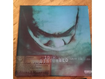 Disturbed - The Sickness (10th Anniversary Edition) (2xLP,Grön vinyl) - HELT NY