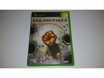 - Red Faction II (2) XBOX -