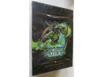 World of Warcraft TCG Black Temple Raid Deck