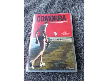 Dvd Gomorra