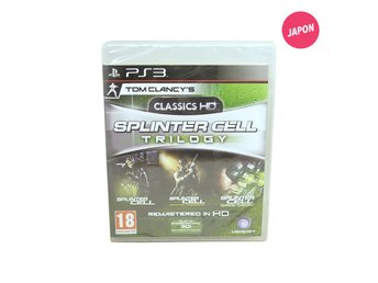 Tom Clancy's Splinter Cell Classic Trilogy HD (NYTT / PS3)