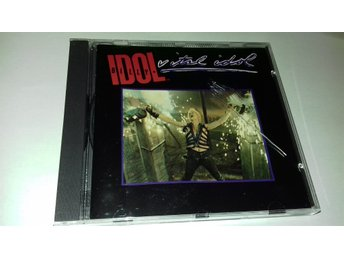 BILLY IDOL - vital idol - CDP 32 1502 2 (cd)