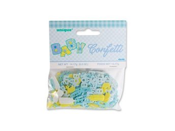 Babyshower - Konfetti Its a Boy