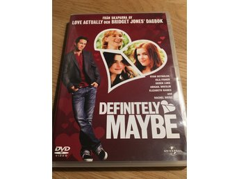 Dvd - Definitely maybe