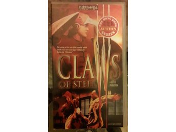 JET LI -CLAWS OF STEEL/LAST HERO IN CHINA VHS