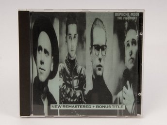 Depeche Mode: The 7th Strike Remixsamling CD, 1993