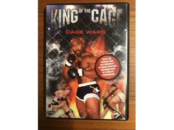 King of the cage Cage wars DVD