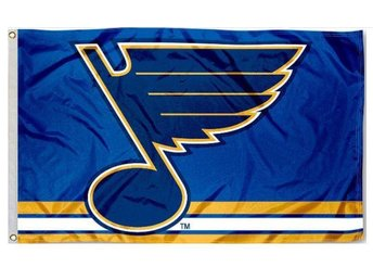 Flagga S:t Louis Blues NHL 150 x 90cm