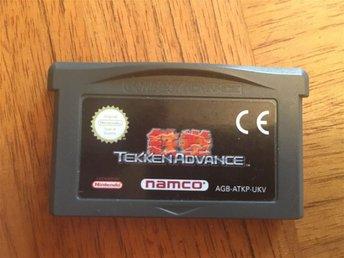 Gameboy Advance Tekken Advance - Ryd - Gameboy Advance Tekken Advance - Ryd