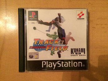 International Track and Field - PlayStation