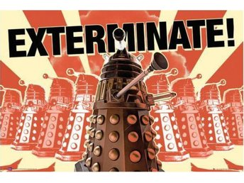 Doctor Who - Daleks Exterminate
