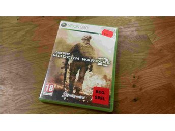 CALL OF DUTY MODERN WARFARE 2 XBOX 360 BEG