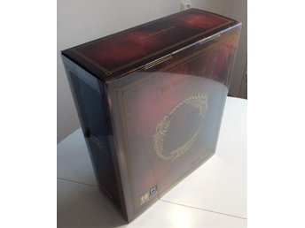 Sällsynt! Oöppnad Elders Scrolls Online - PC Collector Imperial Edition (2014)