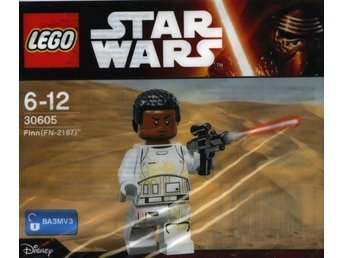 Lego - Star Wars - Finn (FN-2187) Polybag - 30605