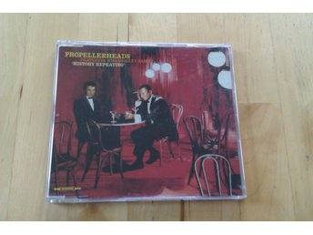PROPELLERHEADS Feat. Miss SHIRLEY BASSEY - History Repeating CD-Maxi PROMO