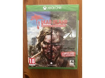 DEAD ISLAND : DEFINITIVE EDITION / XBOX ONE / NYTT & INPLASTAT