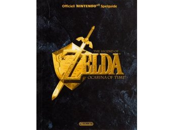 Zelda : Ocarina of Time - Officiell Nintendo 64 Spelguide (Beg)