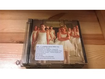 Kings Of Convenience - I'd Rather Dance With You, Promo, CD