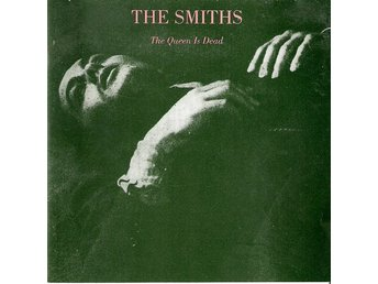 CD The Smiths  The queen is dead