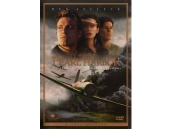 DVD - Pearl Harbor (2-Disc) (Beg)