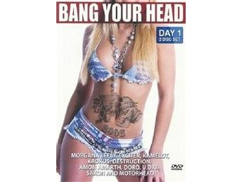 Bang your head 2005 Day 1 (2 DVD)