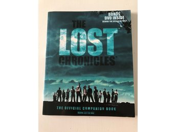 LOST - Companion Book (inkl. Dvd)