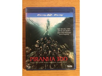 Blu-Ray 3D: Piranha 3DD - David Hasselhoff