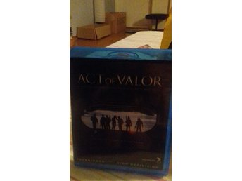 Blu-ray filmen Act of Valor
