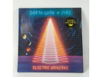 LP-Skiva, Earth wind + fire