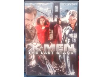 DVD X-men the last stand