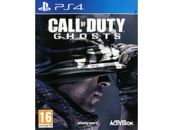 "PS4-spel ""Call of Duty: Ghosts"""
