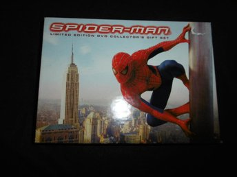 Spider-Man - 3DVD limited collector´s gift set box - 2002