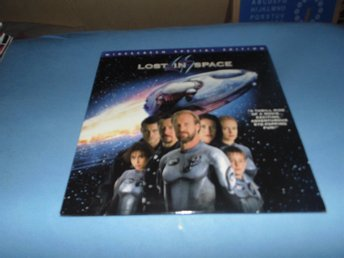 Lost in space - AC-3 - Widescreen special edition - 2st Laserdisc