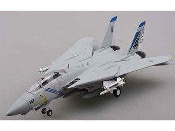Easy Model Grumman F-14B Tomcat - 1/72 scale - impressive model - 1-kronas!