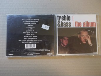 TREBLE BASS THE ALBUM