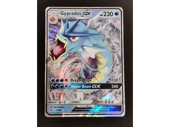 Gyarados GX 16//68 Hidden Fates Ultra Rare Near Mint