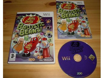 Wii: Jelly Belly Ballistic Beans!