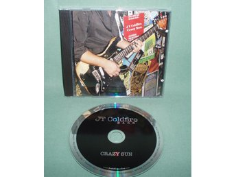 JT COLDFIRE - Crazy sun , CD 2007 , rare ,