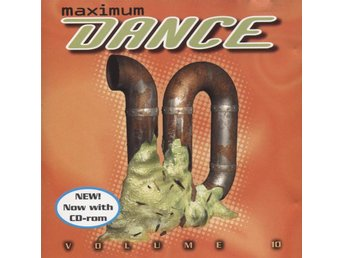 Maximum Dance 10 - 1998 - CD