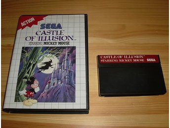 MS: Castle of Illusion starring Mickey Mouse - Karlskoga - MS: Castle of Illusion starring Mickey Mouse - Karlskoga
