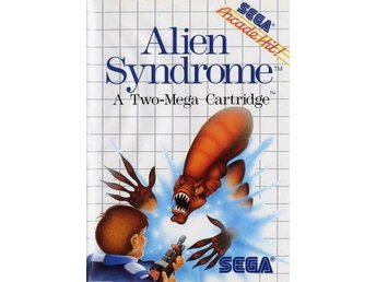 Alien Syndrome - Master System