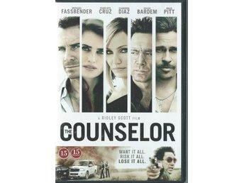 THE COUNSELOR - BRAD PITT ( SVENSKT TEXT )