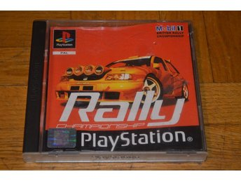Rally Championship - Playstation PS1