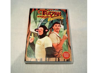 DVD Trazan Apansson Original TV-Serien - Mölndal - DVD Trazan Apansson Original TV-Serien - Mölndal