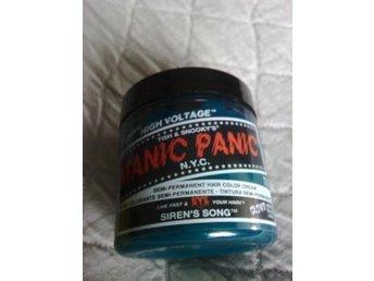 Manic Panic Sirens Song endast provad - Göteborg - Manic Panic Sirens Song endast provad - Göteborg