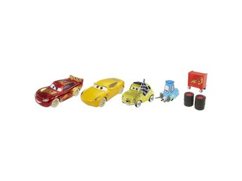 Fireball Beach race 4-pack - Blixten & Cruz - Cars 3 - Bilar