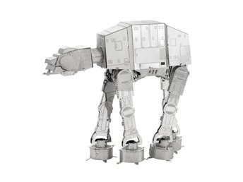Hobby 3D Metal Pussel Star Wars Imperial Walker Fri Frakt Helt Nytt